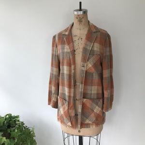 Vintage 70's style Blazer Jacket
